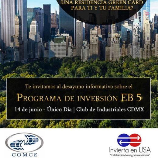 Programa de Inversión EB5