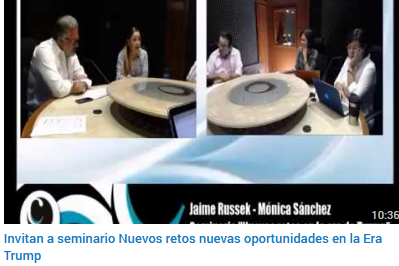 Entrevista Radiofónica a Monica Sanchez / Invierta en USA @noticierosGREM